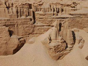 91 Natural Sand Sculptures  Kunakeshwar Beach