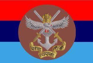 p-46535-Flag-of-the-Ministry-of-Defence-of-India