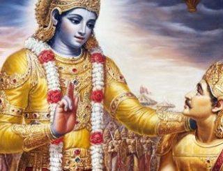 Bhagavad Gita Arjunavishada Yoga