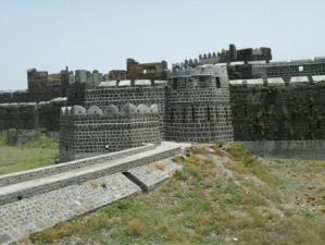Nanded-Kandhar-Fort