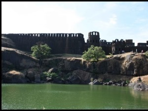 Ajinkyatara Fort in Satara