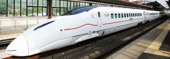 P-2390 - Bullet-Train
