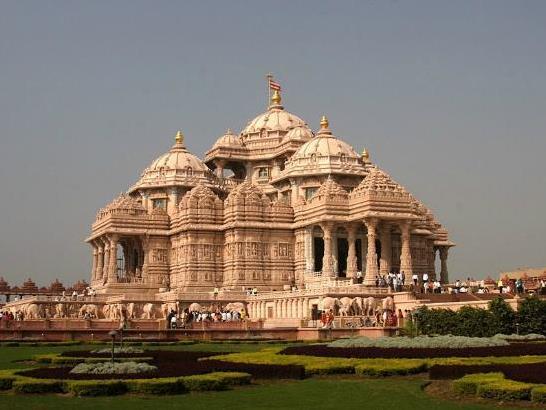 p-2495-Delhi-Akshardham-Temple