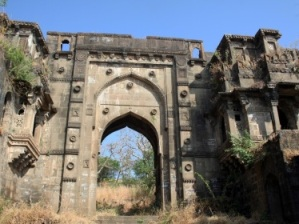 Narnala Fort near Akola