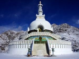 p-2457-J&K-Leh-Shanti-Stupa