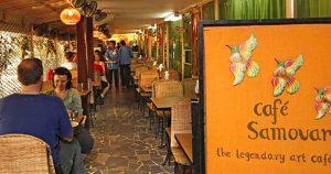 काळाच्या पडद्याआड गेलेले मुंबईचे 'कॅफे समोवर'